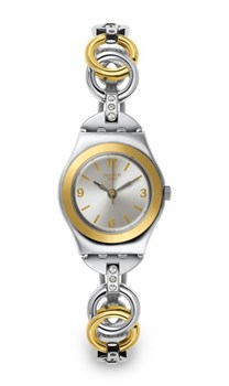 RELOJ SWATCH IRONY LADY RING BLING YSS286G