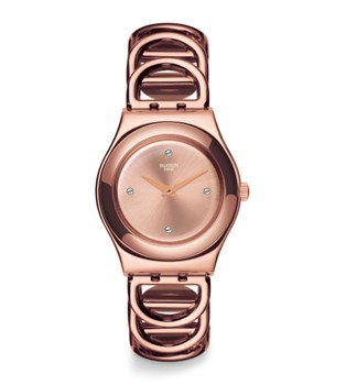 SWATCH IRONY MEDIUM DJANE YLG126G WATCH