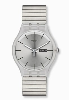 RESOLUTION SUOK700B SUOK700A SWATCH WATCH