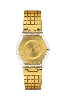 RELOJ SWATCH SKIN GOLDEN LIPS L SFK394GA