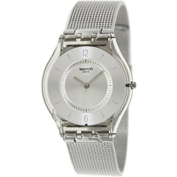 SWATCH SKIN METAL KNIT SFM118M WATCH