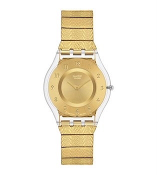 SWATCH SKIN WARM GLOW SFK355G WATCH