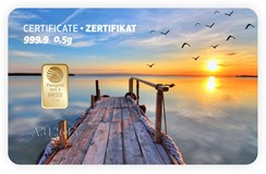 GIFT CARD GOLD STEG AM MEER PIM