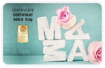 GIFT CARD GOLD MOM PIM mama