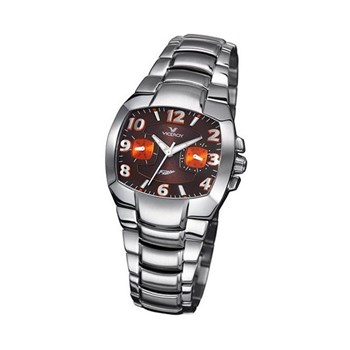 WATCH VICEROY WOMAN CHRONO 432018-45 STEEL